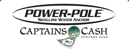 Power-Pole(R) Captains Cash Rewards Club